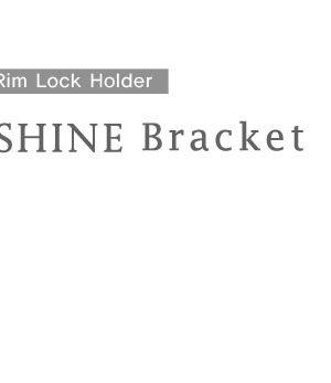 Gá khóa của kính Shine 2way