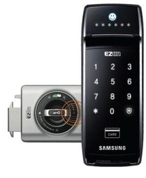 Khóa cửa mã số, thẻ từ Samsung SHS 2320
