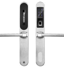 Thin-Stainless-Steel-Fingerprint-Keypad-Lock-for-Aluminum-Door